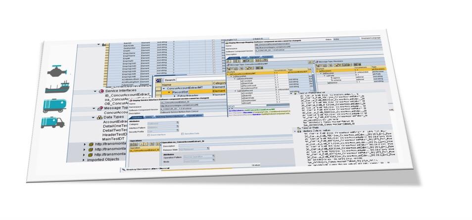 White Paper: Split File Solution in SAP PI  for Concur Expenses