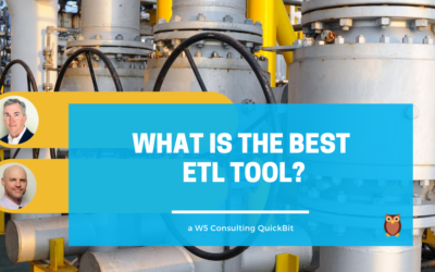 Video: What is the best ETL (Extract Transform Load) tool?